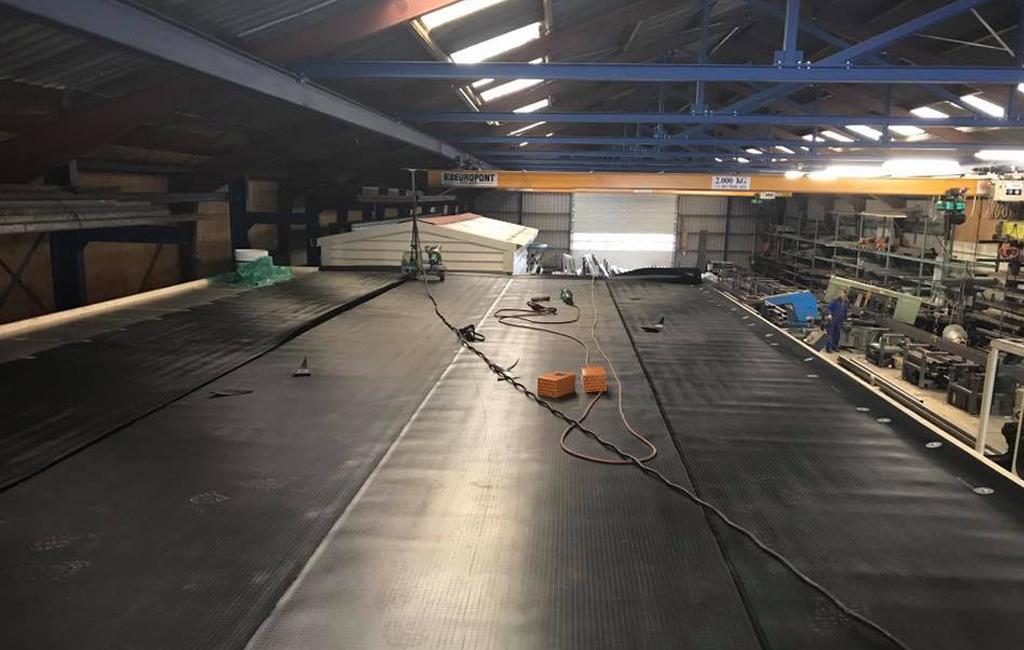Klussenbedrijf Jongsma Emmeloord dakwerken dakbedekking