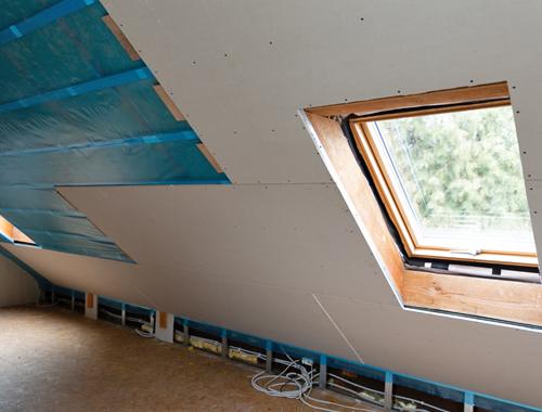 Klussenbedrijf Jongsma Emmeloord zolder isolatie dakraam verbouwing